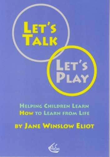 Let's Talk, Let's Play - Purchase at awsnabooks.org
